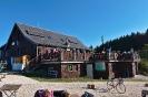 Grünburger Hütte mit Übernachtung